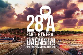 JORNADA DE PARO GENERAL 28A